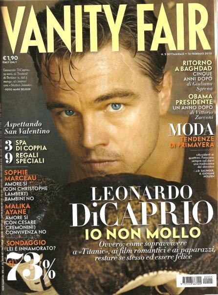 Vanity Fair, 2010 · dove c'è la recensione di Silvia Nucini