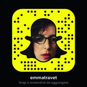 Snapchat Emmatravet