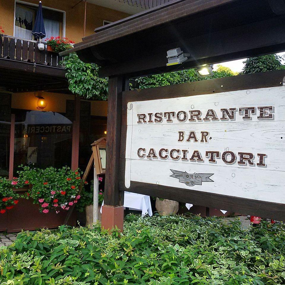 Il ristorante I Cacciatori a Castel del Bosco