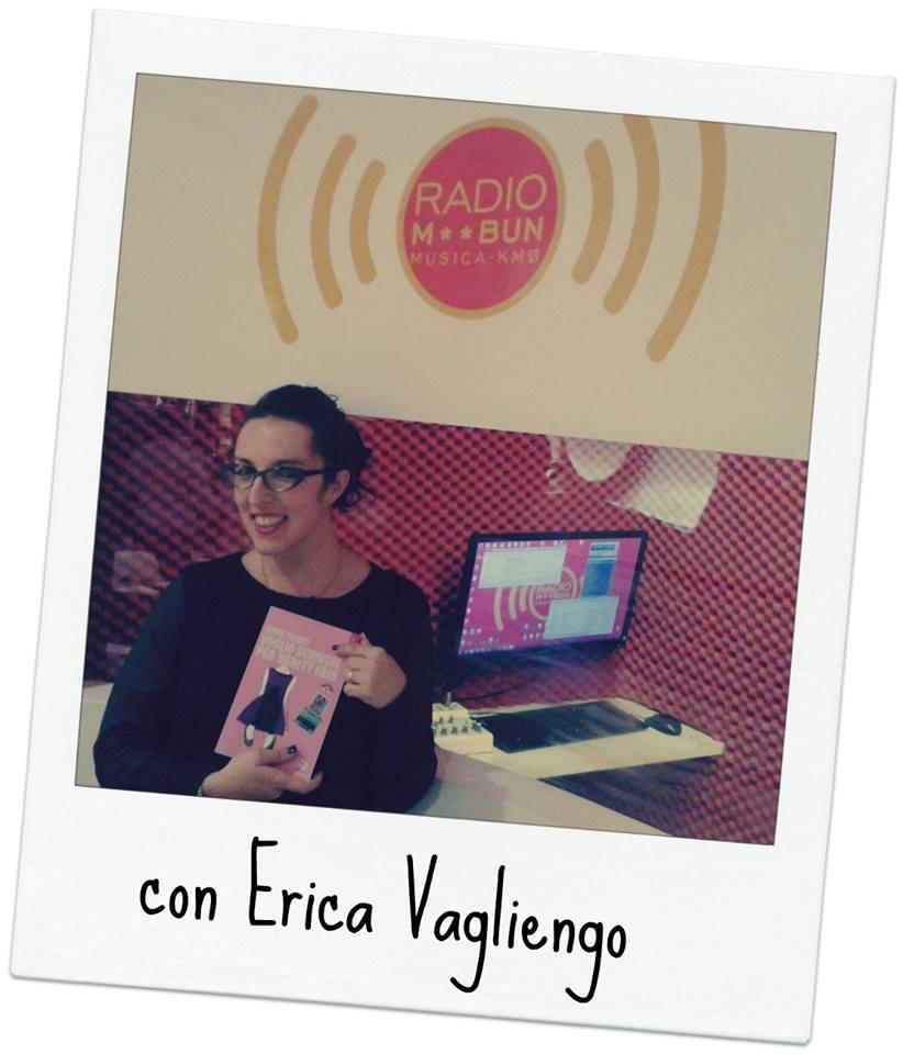 Intervista a Radio M** Bun a Libroterapia