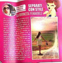 Rubrica Separati con stile di Emma Travet su Di Tutto Magazine