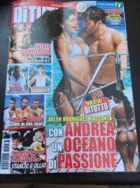 DiTutto Magazine Copertina Agosto 2018